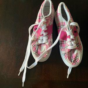 5 for $15! Plaid polo Ralph Lauren tennis shoes